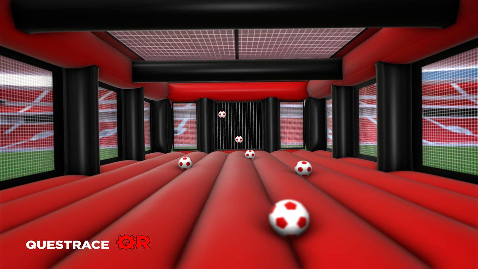 Липкий футбол